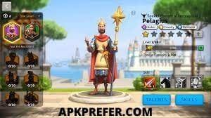 RISE OF KINGDOM MOD APK PRIVATE SERVER