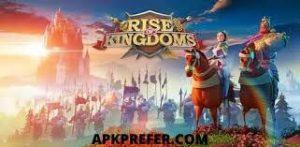 RISE OF KINGDOM APK 2021 Latest (Unlimited Money, Gems) 1