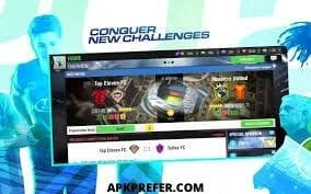 TOP ELEVEN MOD APK UNLIMITED GEMS AND MONEY