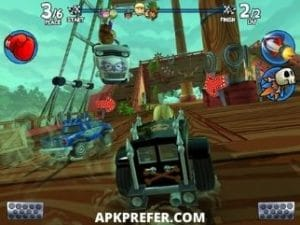 Beach Buggy Racing 2 Apk 2021 Download (Unlimited Money,Shopping) 2