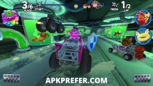Beach Buggy Racing 2 Apk 2021 Download (Unlimited Money,Shopping) 1