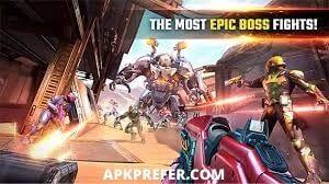 Shadowgun Legends Apk 2021 Download(Unlimited Money/Ammo) 2