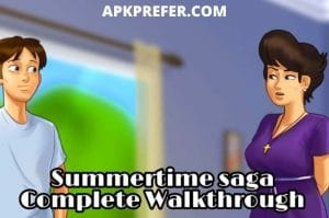 Summertime Saga Mod Apk 2021 Download (Unlimited Money,Unlocked) 3