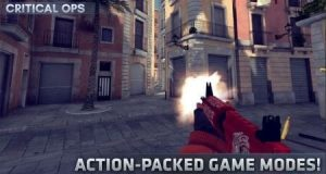 Critical Ops Apk 2021 Multiplayer (Unlimited ammo) 3